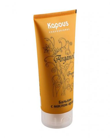 Kapous Бальзам для волос с маслом арганы Arganoil 200 мл