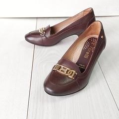 Туфли женские с ортопедической стелькой