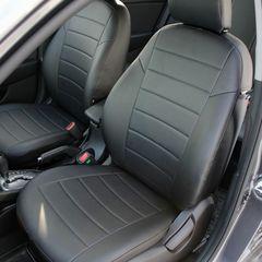 Авточехлы из Экокожи для Toyota Avensis (с 2009 г.в.)