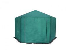 Шатер Митек «Пикник-шестигранник» зеленый