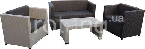 """Кресло """"Афродита"""" с подушками"""