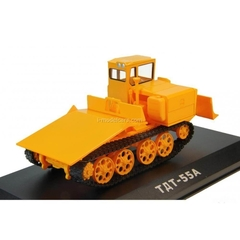 Tractor TDT-55A 1:43 Hachette #27
