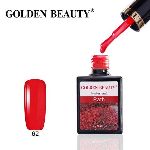 Гель лак Golden Beauty 14 ml, Path