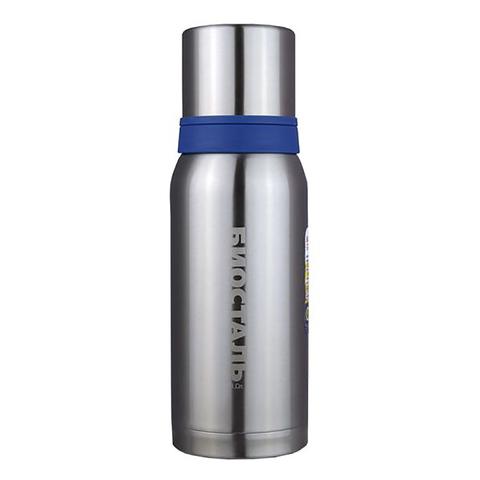 Термос Biostal Охота (1 литр), 2 чашки, стальной