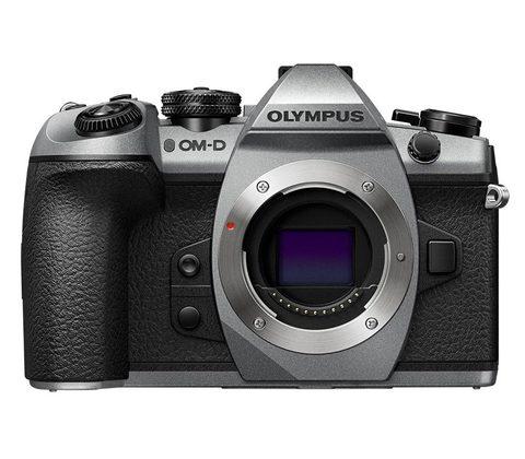 Olympus OM-D E-M1 Mark II Body Silver