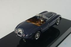 Ferrari 166 MM 1949 dark blue HotWheels Elite 1:43