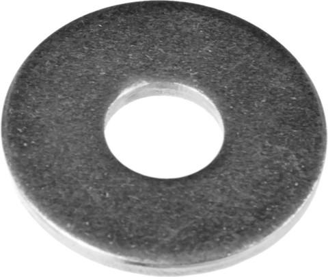 Шайба DIN 9021 кузовная, 6 мм, 5 кг, оцинкованная, ЗУБР