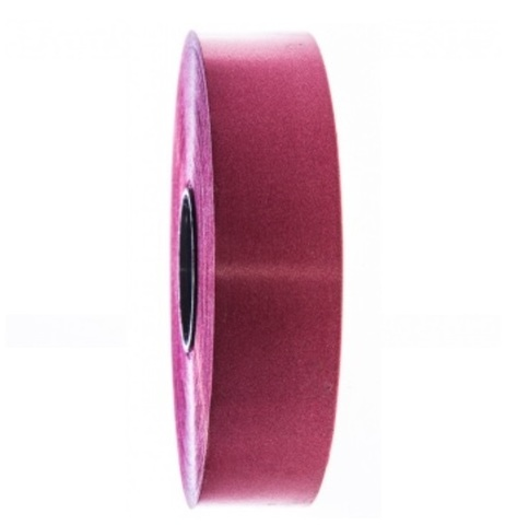 Лента полипропиленовая (размер: 30 мм х 100 м), цвет: бордовый