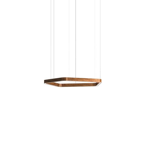 Подвесной светильник копия Light Ring Horizontal Polygonal by HENGE D40