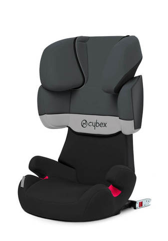 Автокресло Cybex Solution X-Fix Grey Rabbit