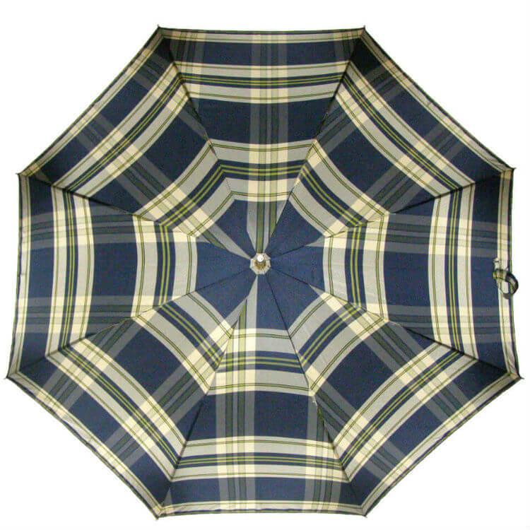 Зонт-трость Guy de Jean Clan Blu