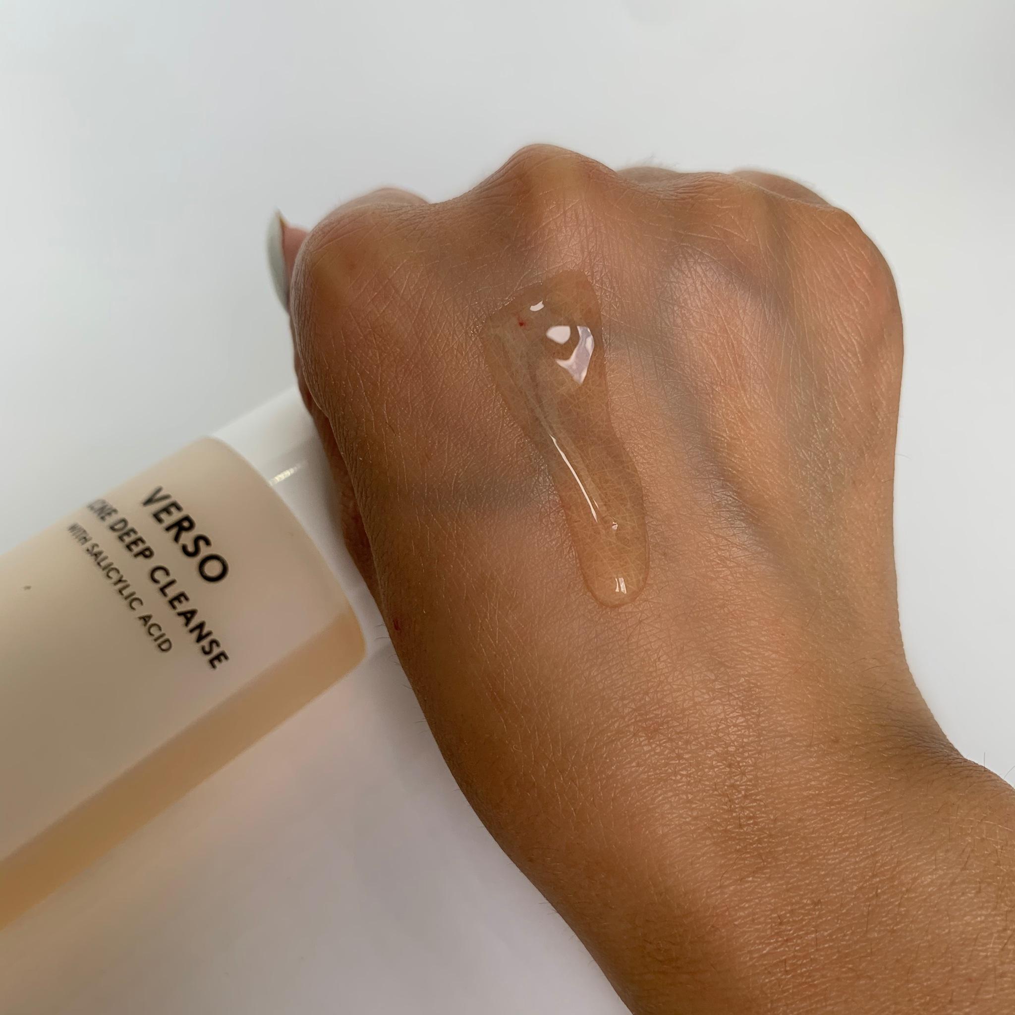 Гель для умывания Verso Acne Deep Cleanse 150 ml