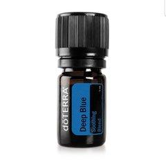 """Успокаивающая смесь эфирных масел для мышц и суставов doTERRA Deep Blue """"Глубокая синева"""" 5 мл"""