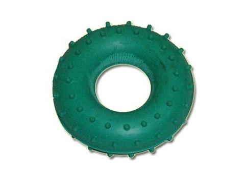 Эспандер кистевой кольцо с шипами, резина, нагрузка  20кг, индивидуальная упаковка. :(ST004):