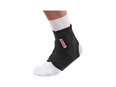 44547 Бандаж на голеностоп Mueller Adjustable Ankle Stabilizer W/Hydramesh