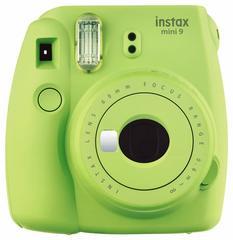 Camera Fujifilm Instax Mini 9 Instant Camera - Lime Green