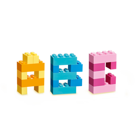 LEGO Classic: Дополнение к набору для творчества – пастельные цвета 10694 — Creative Supplement Bright — Лего Классик