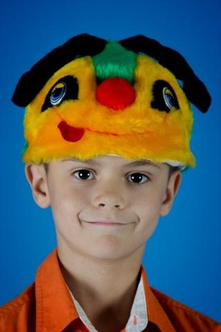 Карнавальная шапочка Светлячок