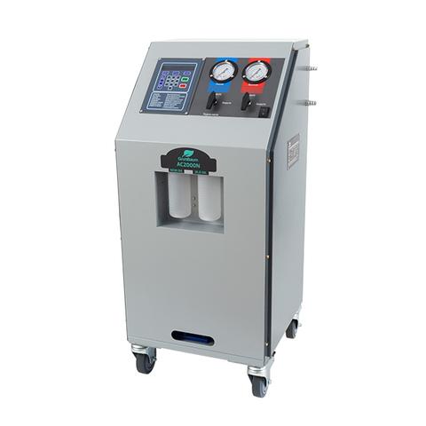 Установка для заправки авто кондиционеров GrunBaum AC2000N, полуавтоматическая, R134
