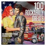 Сборник / 100 Rockabilly Greats (4CD)