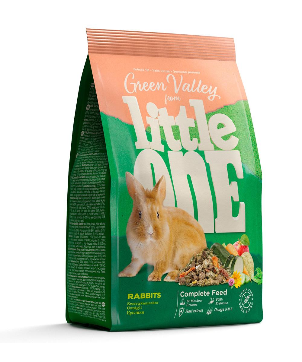 Корм Корм Little One «Зеленая Долина» для кроликов 31110.jpg