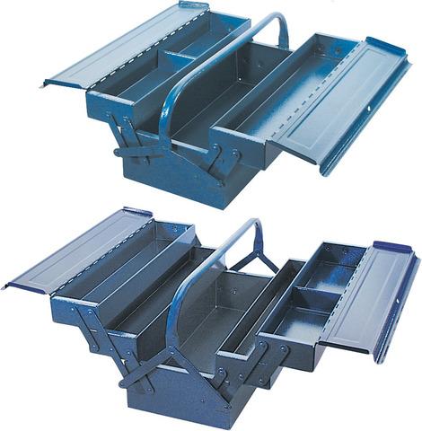 Ящик для инструмента из лист. стали, «Standard»