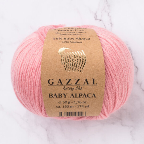 Baby Alpaca (Gazzal)