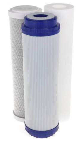 Комплект картриджей AquaKit PACK-1 (угольный)