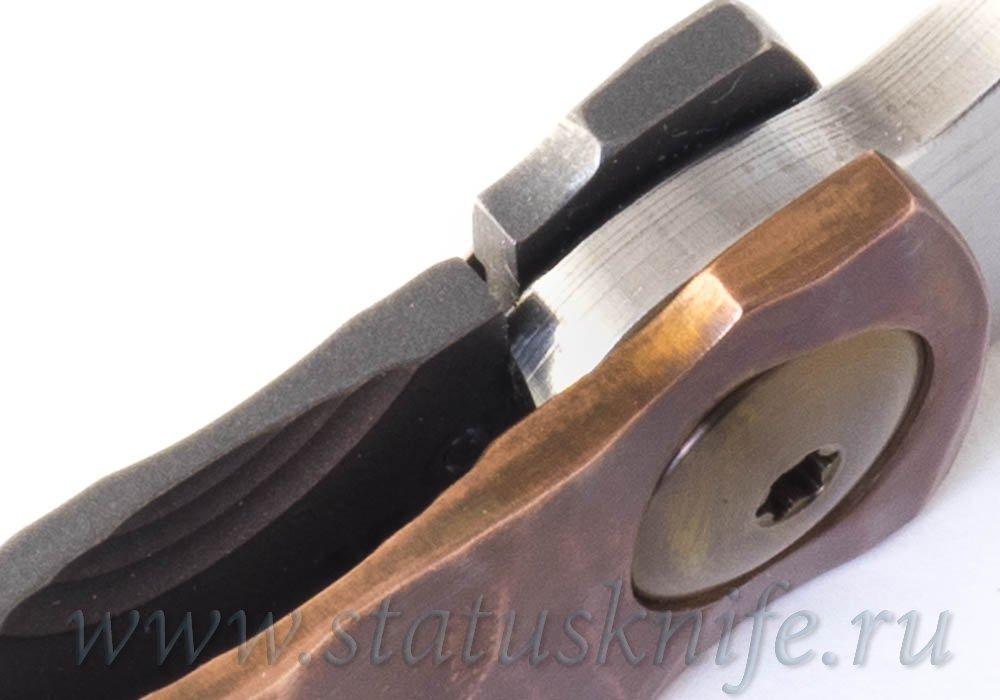 Нож Rebel Сopper Accent Jim Burke - фотография