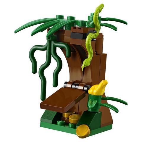 LEGO City: Джунгли: Набор для начинающих 60157 — Jungle Starter Set — Лего Сити Город