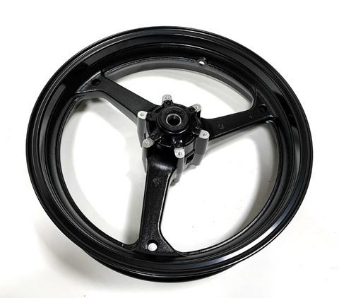 Передний колёсный диск Arashi для Honda CBR 600 RR 2007-2012 черный