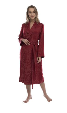 Bordeaux женский халат Tivolyo Home Турция