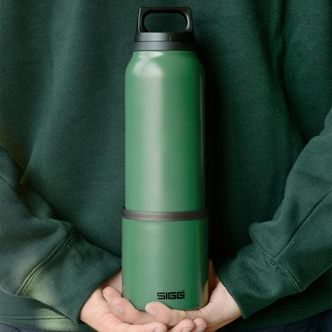 Термобутылка Sigg H&C (0,75 литра), зеленая