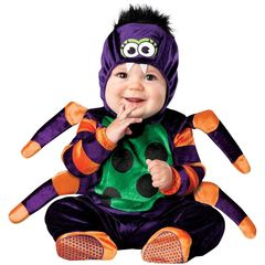 InCharacter Costumes Baby - Spider