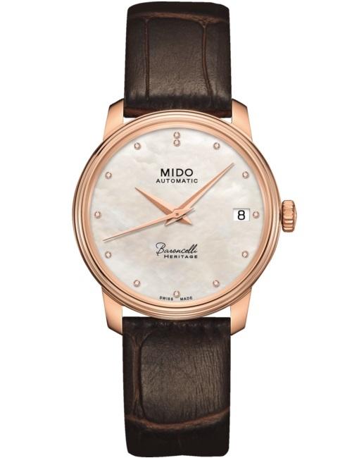 Часы женские Mido M027.207.36.106.00 Baroncelli