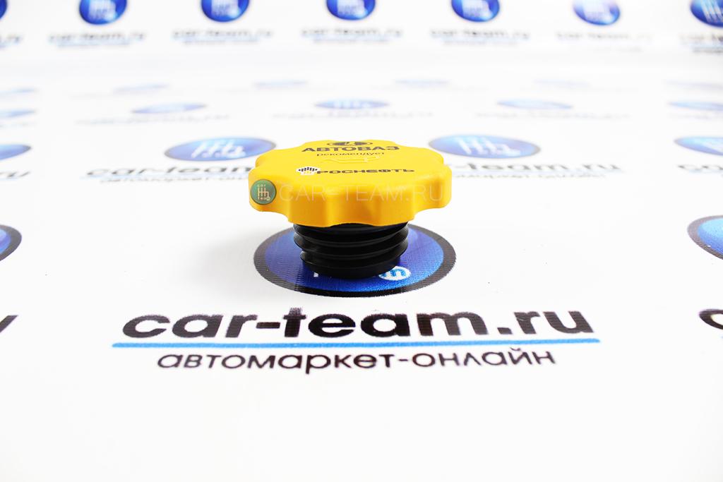 Крышка маслозаливной горловины Роснефть для автомобилей Лада, нового образца