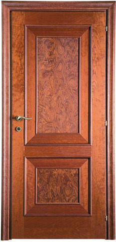 Дверь Mario Rioli Arboreo 120 (вишня амбра, глухая, массив, облицованный шпоном)