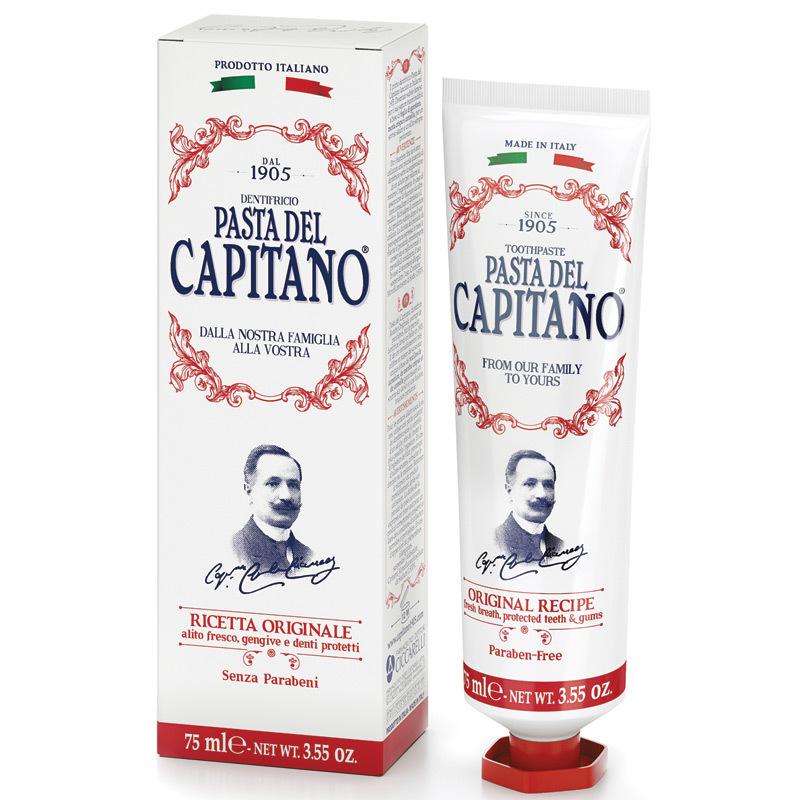 Паста del Capitano 1905 Оригинальный рецепт