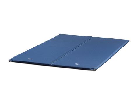 Самонадувающийся туристический коврик TREK PLANET Camper 40 Double (Blue)