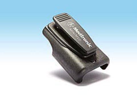 Пластиковый футляр для помпы с клипсой ММТ-642