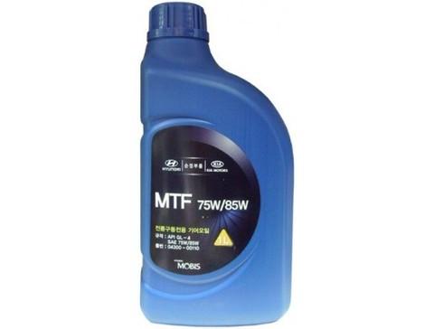 HYUNDAI MTF GL4 75W85 Масло трансмиссионное МКПП (пластик/Корея)