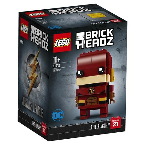 LEGO BrickHeadz: Флэш 41598 — The Flash — Лего БрикХедз