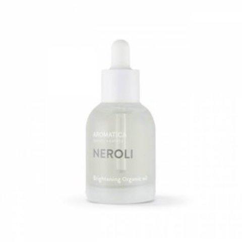 AROMATICA Масло для лица Organic Neroli Brightening Facial Oil 30ML