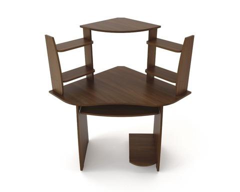 Стол письменный СК-04 орех темный