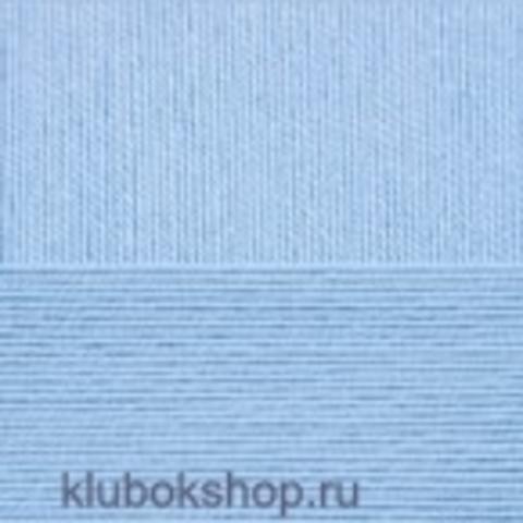 Пряжа Цветное кружево (4 шт.) - 05 Голубой