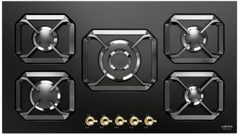 Газовая варочная панель LOFRA HRNM7A0/GA Gold