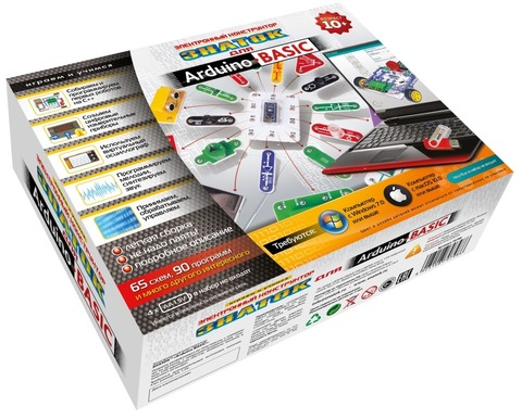 Электронный конструктор Знаток «Arduino BASIC»