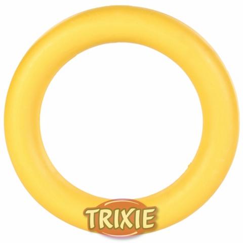 "Trixiе 3321 Игрушка д/собак ""кольцо"", натуральная резина ф15см"