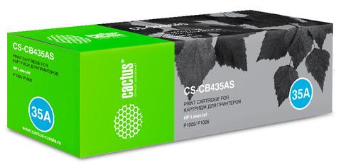 Картридж Cactus CS-CB435A