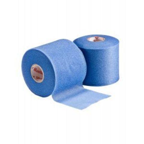 130708 M Wrap Материал используемый перед тейпированием (7,0см-27,3м)Голубой в уп. 48 рул